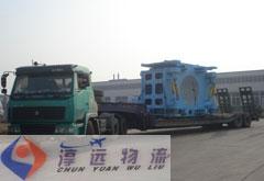 工厂机械设备搬运、吊装