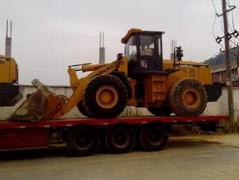 装载机(铲车)专用运输车介绍