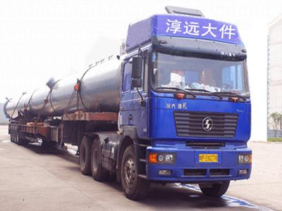 淳远国际大件运输超长设备运输解决技巧