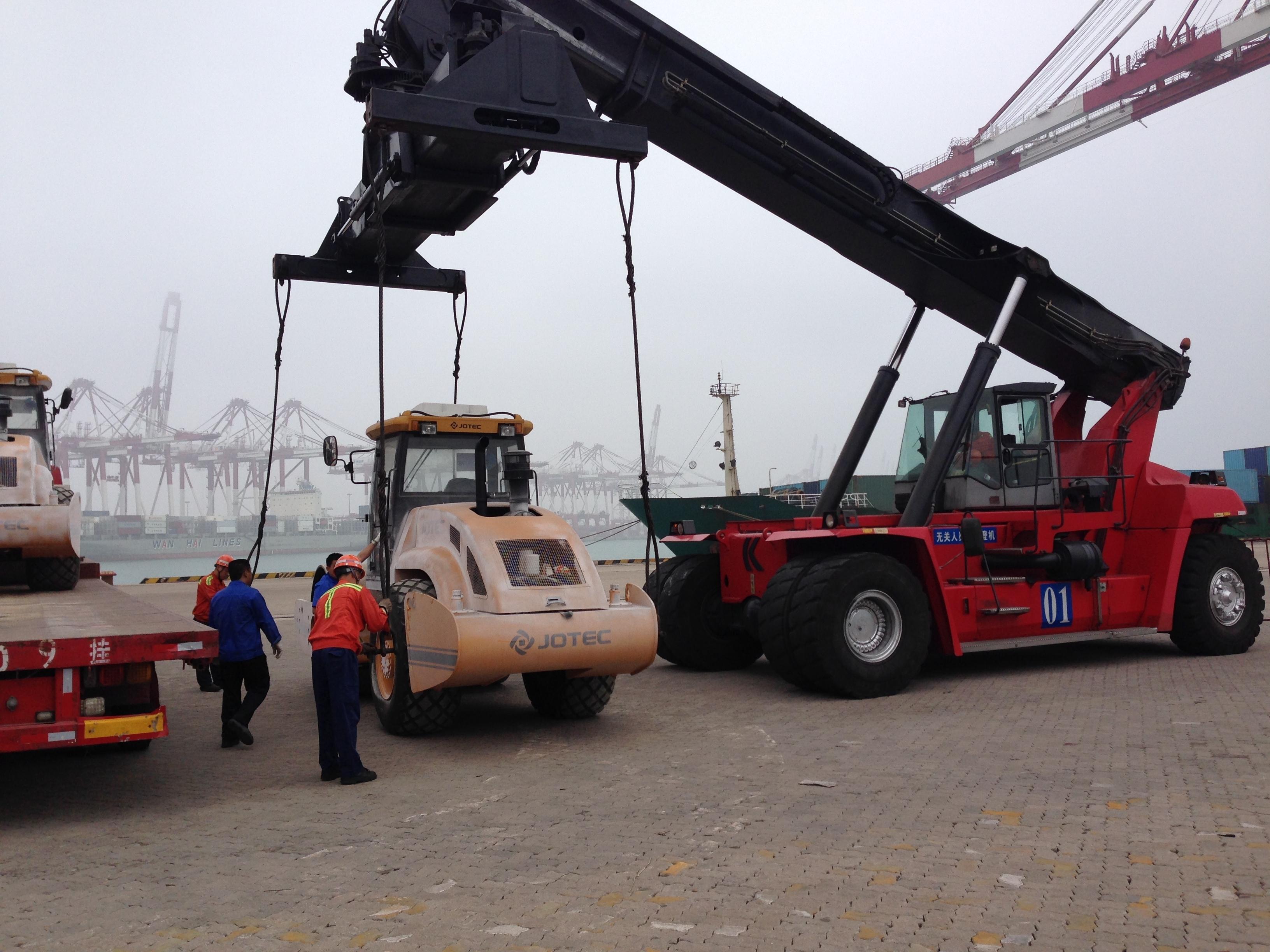 淳远物流青岛科特机械设备大件运输已全面升级