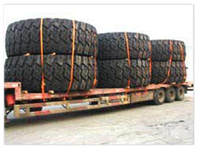 青岛汽车轮胎运输公司运输技巧