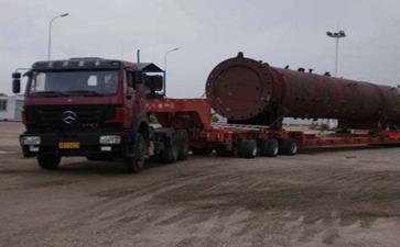 大件运输公司教您如何防止大件运输车的漏油措施?