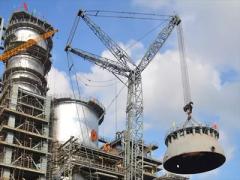 山东大型设备运输吊装作业圆满完成