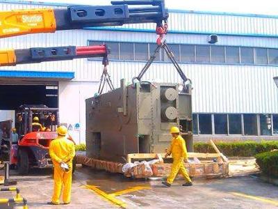 青岛哪有设备起重运输公司?大件起重运输公司
