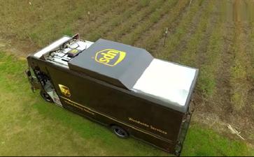 大件运输公司:无人机物流运输系统