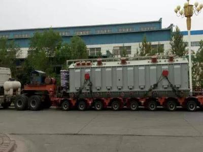 青岛超宽货物运输_青岛物流运输公司