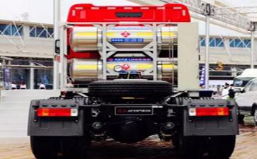浅析大件运输实战利器之解放LNG篇