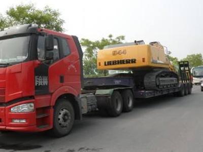 【工程设备长途运输】青岛拉运工程机械公司
