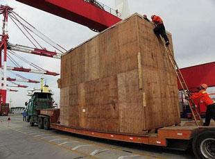 超高设备运输+包装服务
