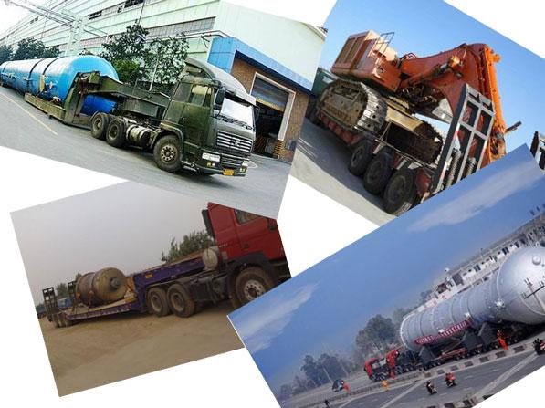 大件运输公司快报:如何正确认识物流运输的运作流程