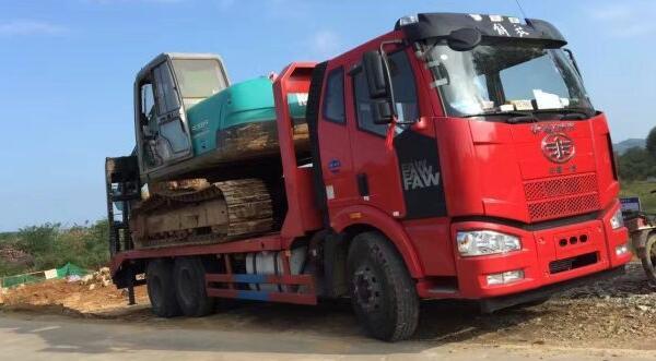 适用于28吨及以上吨位工程设备