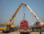 风电设备吊装